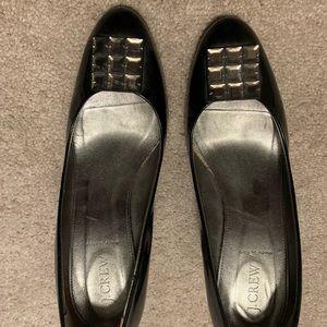 J Crew Patent Leather Heels